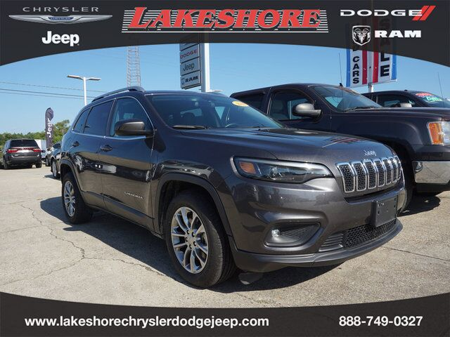 2019 Jeep Cherokee Latitude Plus FWD Slidell LA