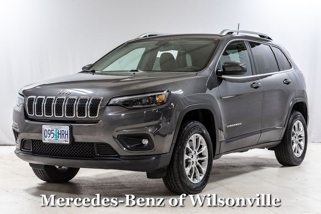 2019 Jeep Cherokee Latitude Plus Wilsonville OR