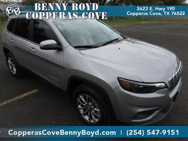 2019 Jeep Cherokee Latitude Plus Copperas Cove TX