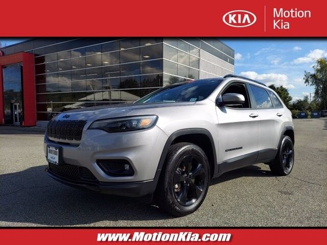 2019 Jeep Cherokee Latitude Plus Hackettstown NJ