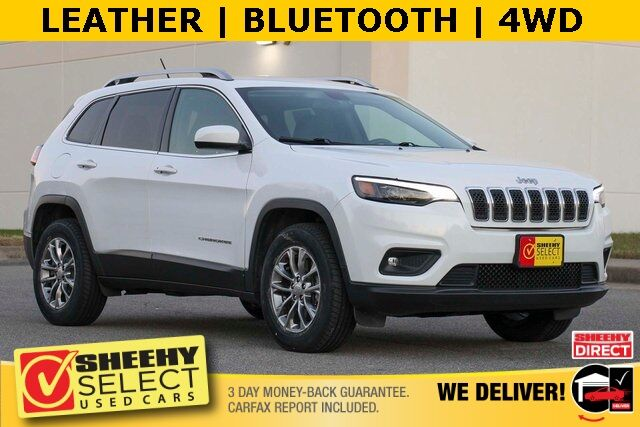 2019 Jeep Cherokee Latitude Plus Ashland VA