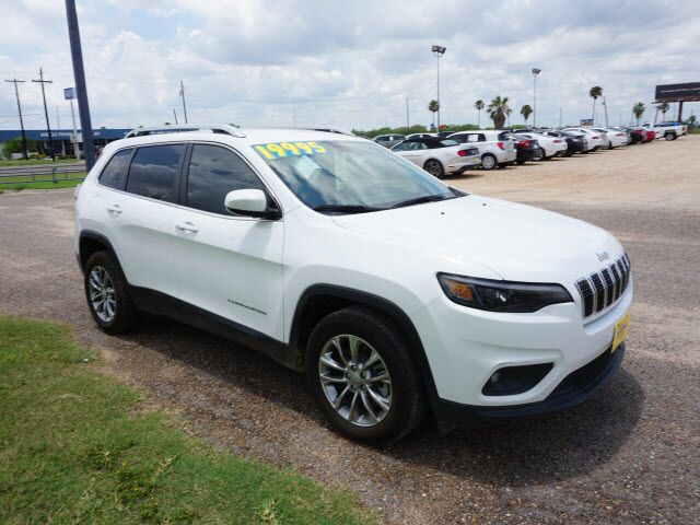 2019 Jeep Cherokee Latitude Plus Harlingen TX