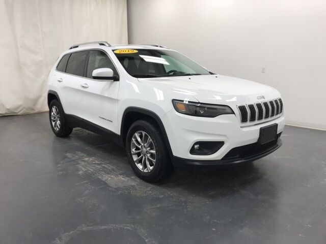 2019 Jeep Cherokee Latitude Plus Holland MI