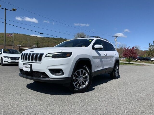 2019 Jeep Cherokee Latitude Plus Keene NH