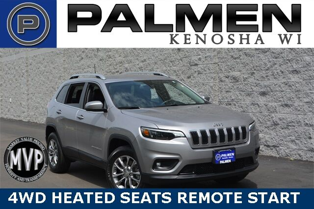 2019 Jeep Cherokee Latitude Plus Racine WI