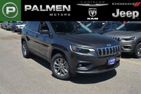 Jeep Cherokee Latitude Plus 2019