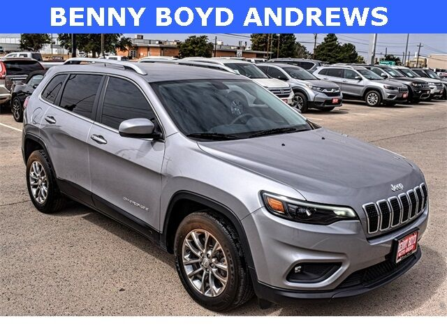 2019 Jeep Cherokee Latitude Plus Andrews TX