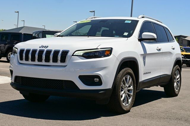 2019 Jeep Cherokee Latitude Plus Las Vegas NV