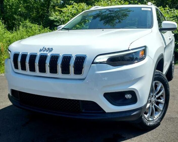 2019 Jeep Cherokee Latitude Plus Rock City NY