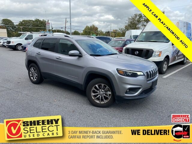2019 Jeep Cherokee Latitude Plus Glen Burnie MD