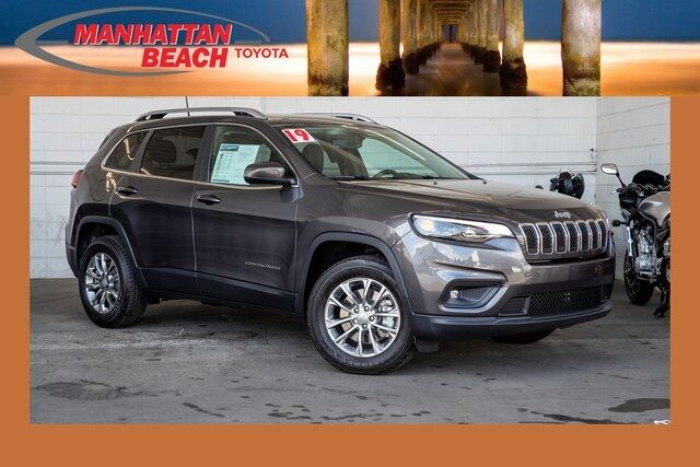 2019 Jeep Cherokee Latitude Plus Manhattan Beach CA