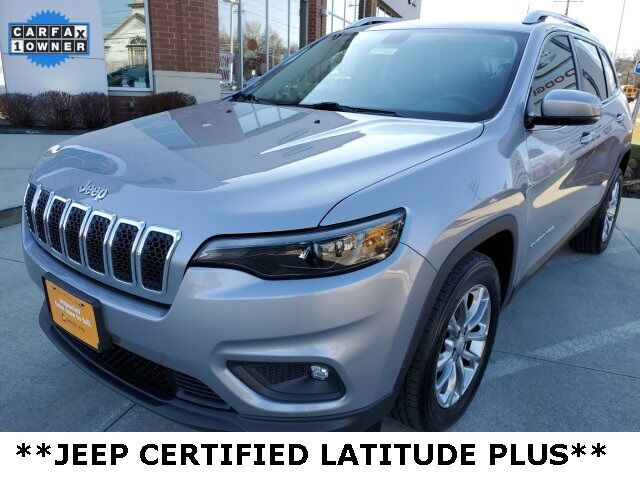 2019 Jeep Cherokee Latitude Plus Mayfield Village OH