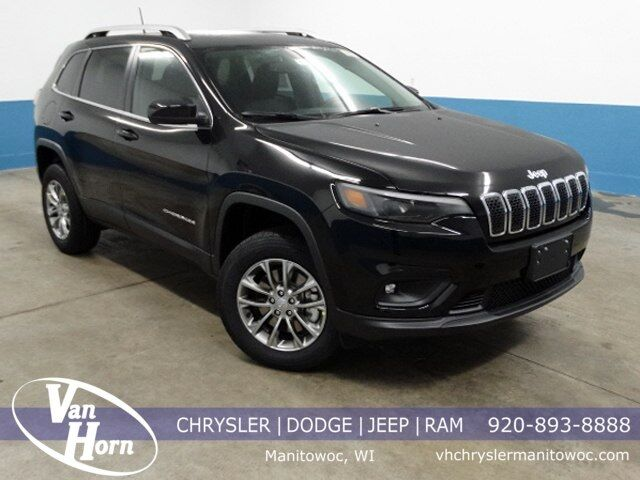 2019 Jeep Cherokee Latitude Plus Milwaukee WI