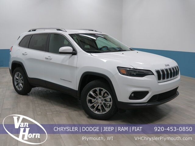 2019 Jeep Cherokee Latitude Plus Plymouth WI