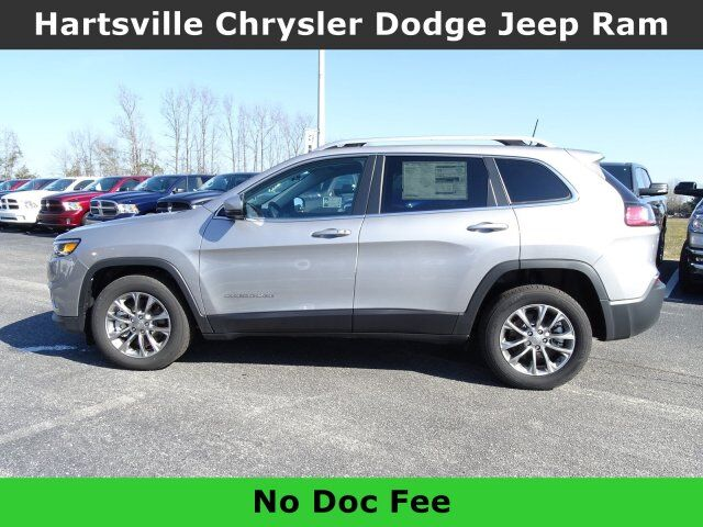 2019 Jeep Cherokee Latitude Plus Raleigh NC