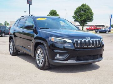 2019_Jeep_Cherokee_Latitude Plus_ Richmond KY