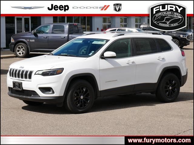 2019 Jeep Cherokee Latitude Plus Oak Park Heights MN
