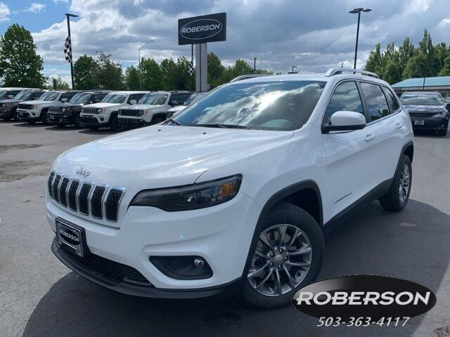 2019 Jeep Cherokee Latitude Plus Salem OR