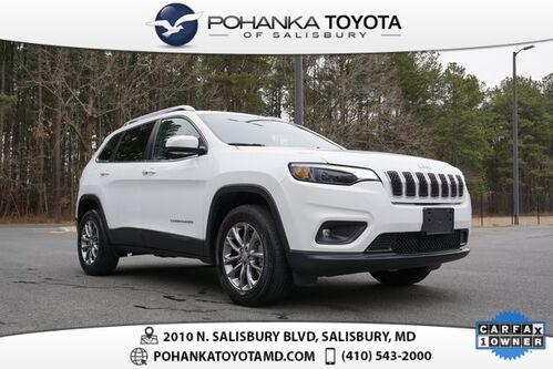 2019_Jeep_Cherokee_Latitude Plus_ Salisbury MD