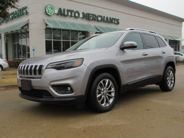 2019 Jeep Cherokee Latitude Plus***MSRP $28,155*** Back-Up Camera, Bluetooth Connection, Climate Control Plano TX