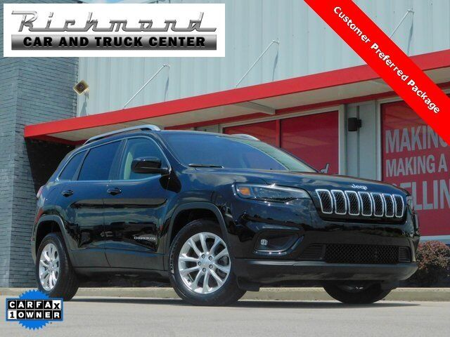 2019 Jeep Cherokee Latitude Richmond KY