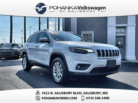 2019_Jeep_Cherokee_Latitude_ Salisbury MD