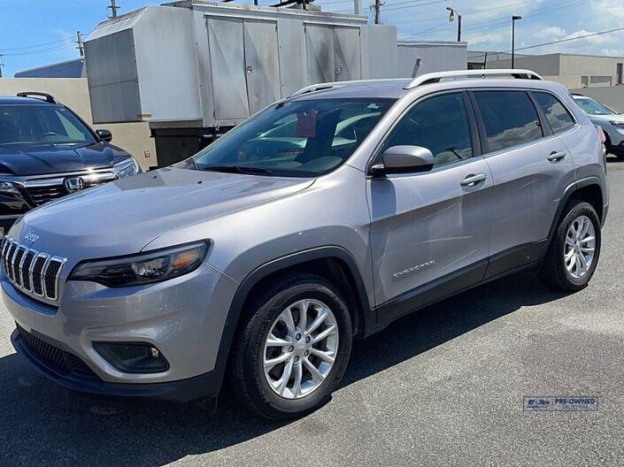 2019 Jeep Cherokee Latitude San Juan PR