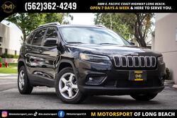 Jeep Cherokee Latitude Sport Utility 4D 2019