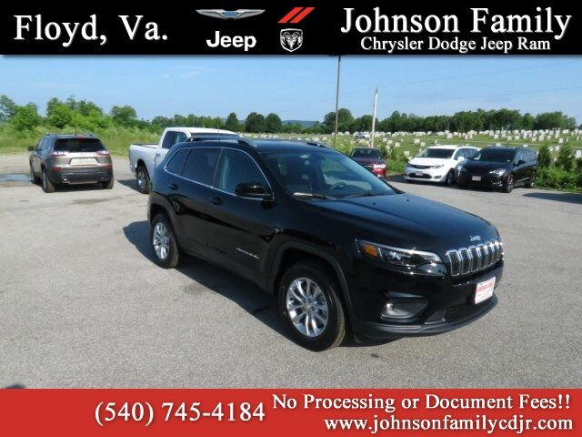 2019 Jeep Cherokee Latitude Woodlawn VA