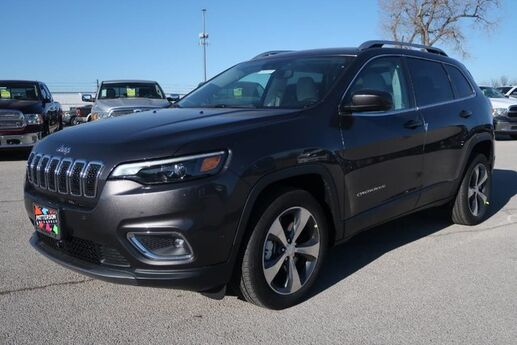2019 Jeep Cherokee Limited Wichita Falls TX