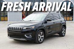 2019_Jeep_Cherokee_Limited_  TX