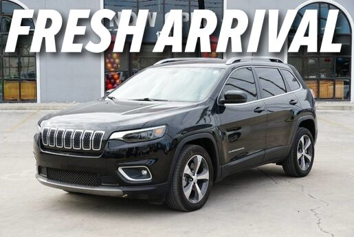 2019 Jeep Cherokee Limited  TX