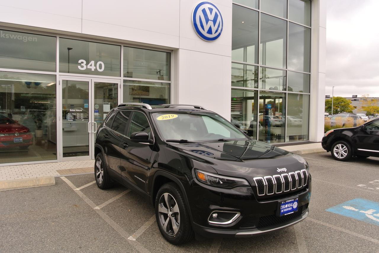 2019 Jeep Cherokee Limited 4x4 Medford MA