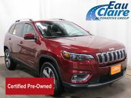2019 Jeep Cherokee Limited 4x4 Eau Claire WI