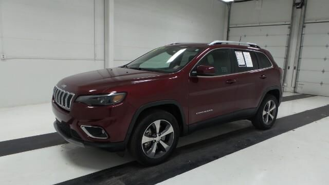 2019 Jeep Cherokee Limited 4x4 Topeka KS