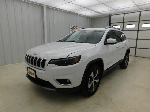 2019 Jeep Cherokee Limited 4x4 Manhattan KS