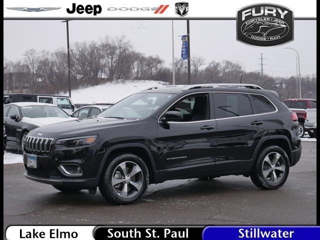 2019 Jeep Cherokee Limited 4x4 Lake Elmo MN