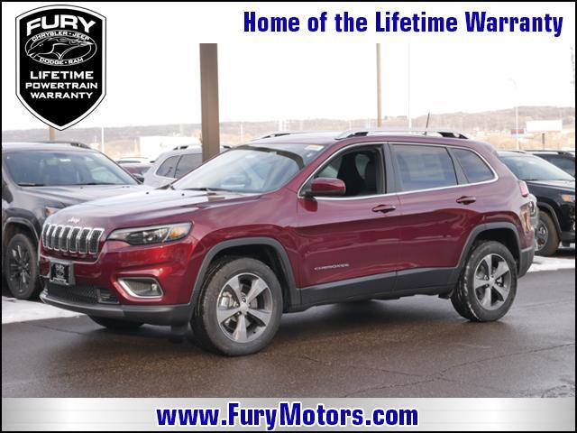 2019 Jeep Cherokee Limited 4x4 St. Paul MN