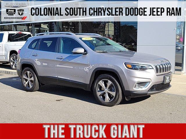 2019 Jeep Cherokee Limited 4x4 Dartmouth MA
