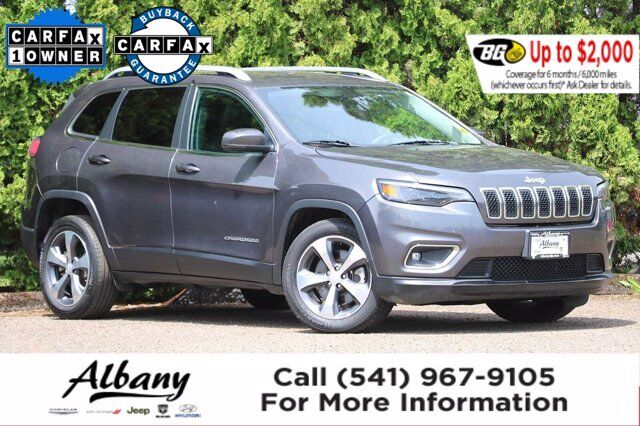 2019 Jeep Cherokee Limited Albany OR