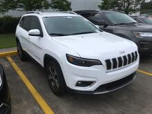 2019_Jeep_Cherokee_Limited_ Central and North AL