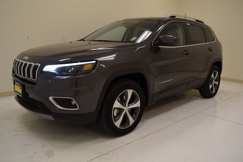 2019 Jeep Cherokee Limited Bozeman MT
