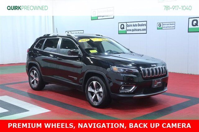 2019 Jeep Cherokee Limited Braintree MA