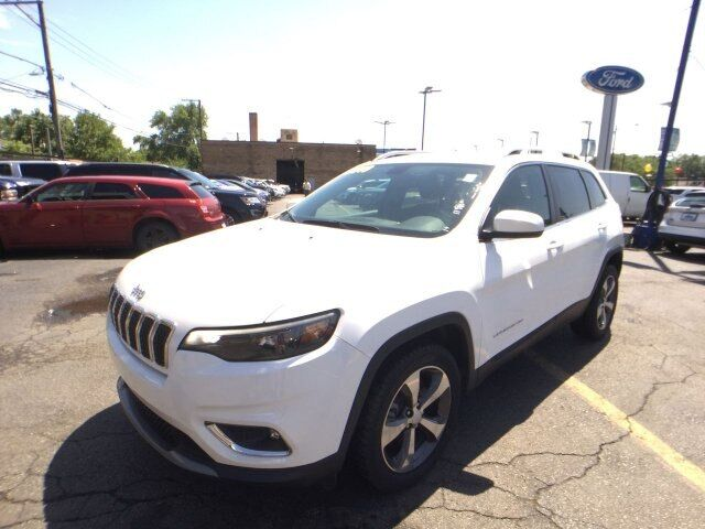 2019 Jeep Cherokee Limited Chicago IL