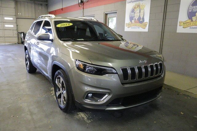 2019 Jeep Cherokee Limited Davenport FL