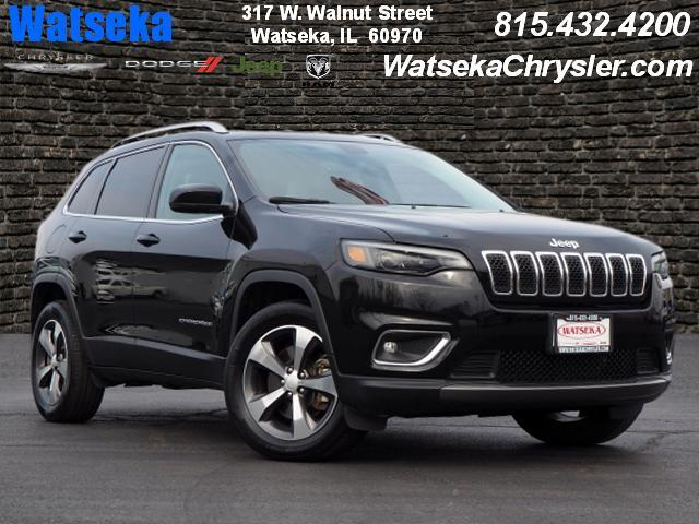 2019 Jeep Cherokee Limited Dwight IL