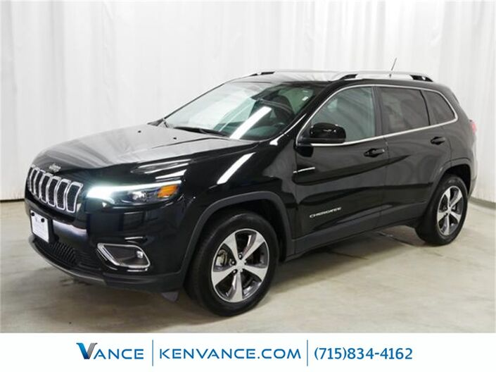 2019 Jeep Cherokee Limited Eau Claire WI