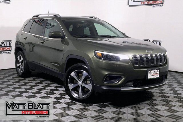 2019 Jeep Cherokee Limited Egg Harbor Township NJ