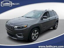 2019_Jeep_Cherokee_Limited FWD_ Cary NC