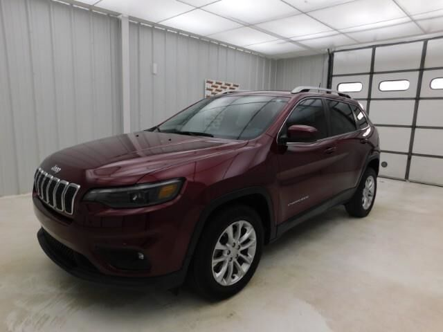 2019 Jeep Cherokee Limited FWD Topeka KS